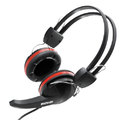 HEADSET MULTILASER C/ MICROF. PRETO CRAB PH042