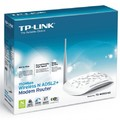 MODEM E ROTEADOR WIRELESS TP-LINK TD-W8951ND (150MBPS)
