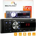 RADIO MULTILASER ONE SOM AUTOMOTIVO - P3213