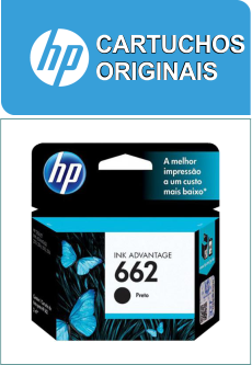 CARTUCHOS ORIGINAIS HP
